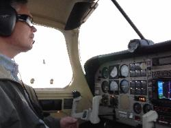 Delivering a Mooney M20M from Sacramento to Albuquerque